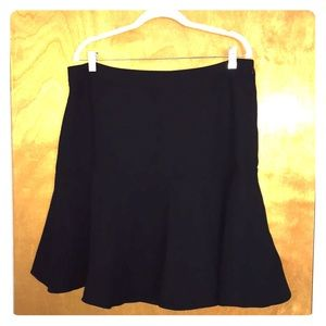 TALBOTS Fit and Flare Skirt. Size 16P
